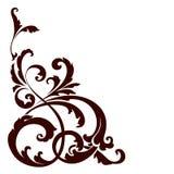 Kwiecisty element Obrazy Royalty Free