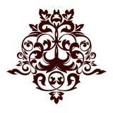 Kwiecisty element Obraz Royalty Free