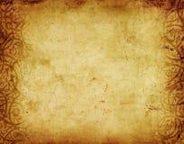 Kwiecisty Grunge tło Obraz Royalty Free
