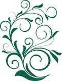 kwiecisty ornament Fotografia Stock