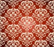 kwiecisty ornament Obrazy Royalty Free