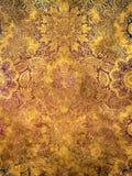 kwiecisty tło rocznik Fotografia Royalty Free