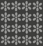 kwiecisty tła grey Obraz Stock
