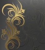 kwiecisty tło ornament Obraz Stock