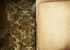 kwiecisty tło rocznik Zdjęcia Royalty Free