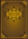 kwiecisty tło wektor Obraz Royalty Free