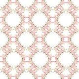 Kwiecisty wzór z małymi różowymi różami Obrazy Stock