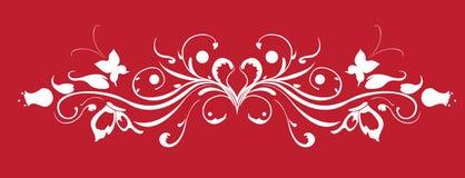 Kwiecisty wzór Zdjęcia Royalty Free