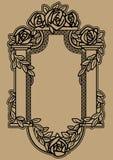kwiecisty zakres Obrazy Royalty Free