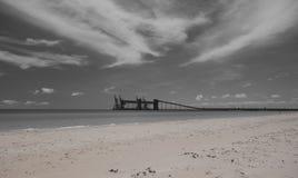 Kwinana海滩 免版税库存照片