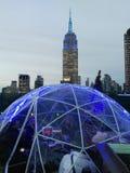 230 kwint dach NYC Zdjęcie Stock