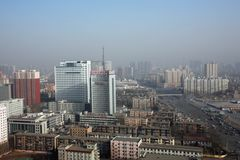 Kwinta Stowarzyszony szpital Zhengzhou uniwersytet obrazy stock