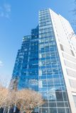 500 kwinty Zachodni budynek w Salem Fotografia Royalty Free