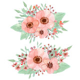 Kwitnie dekorację ilustracji