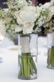 kwitnie różnicy wazę Fotografia Royalty Free