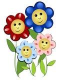 Kwitnie rodziny Fotografia Stock
