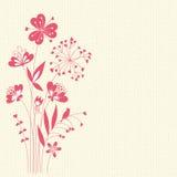 kwitnie romantycznego Obrazy Royalty Free