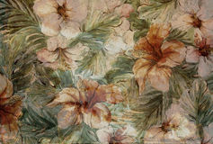 Kwitnie teksturę ilustracja wektor
