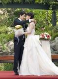 Kwon zong nastreeft en Che Yong Li stock foto's