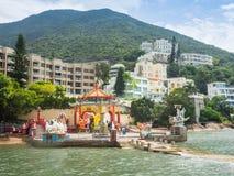 Kwum Yam Taoist shrine. Royalty Free Stock Photography