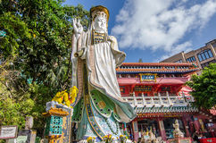 Kwun Yam Shrine in Located at the southeastern end of Repulse Bay Royalty Free Stock Photography