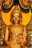 Kyaik Polor or Kyaik Polar Buddha, myanmar Stock Images