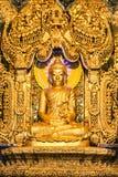 Kyaik Polor or Kyaik Polar Buddha, myanmar Royalty Free Stock Image