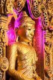 Kyaik Polor or Kyaik Polar Buddha, myanmar Stock Photo
