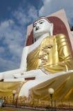 KYAIK PUN PAYA, Bago, Myanmar Royalty Free Stock Images