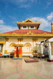 Kyaik Tan Lan The Old Moulmein pagoda. This pagoda is the highest structure in Mawlamyine ,Myanmar Stock Image
