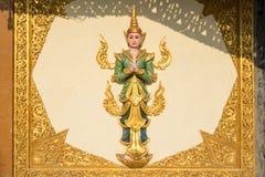Kyaik Tan Lan Pagoda Immagine Stock Libera da Diritti