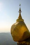 Kyaiktiya pagoda. Zdjęcia Stock