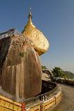 Kyaiktiya pagoda. Fotografia Stock