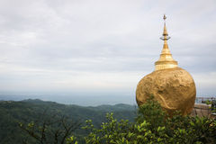 Kyaiktiyo Pagoda Royalty Free Stock Photography
