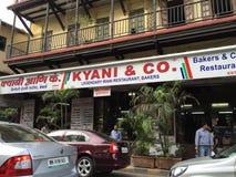 Kyani & Co - Vintage Mumbai Brand Stock Photo