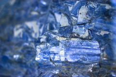 kyanite fotografia stock