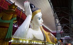 Kyauk Htat Gyi Opiera Buddha Obraz Royalty Free
