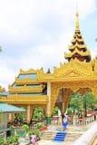 Kyauk Taw Gyi Pagoda, Yangon, Myanmar Royalty Free Stock Photos