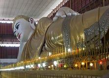 Kyaukhtatgyi Buddha, Yangon - Royalty Free Stock Image