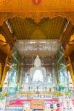 Kyauktawgyi buddha pagod Arkivfoto