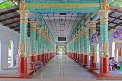 Kyauktawgyi Buddha Temple, Mandalay, Myanmar Stock Photos