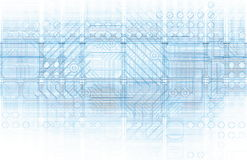 Kybernetik Stockfoto