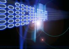 Kybernetik - III Stockbild