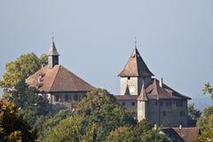 kyburg de château Photo libre de droits