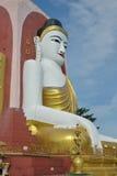 Kyeik kalambura Buddha wizerunek Obraz Royalty Free