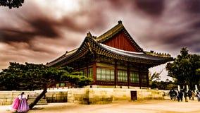 Kyeongbokgung Стоковое Изображение