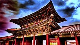 Kyeongbokgung Стоковые Фото