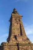 Kyffhaeuser, Monument, Barbarossa Stock Photos