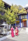 Kyichu Lakang Monastery Royalty Free Stock Image