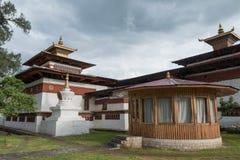 Kyichu Lhakhang, Bhutan Obraz Stock